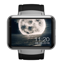 2.2inch large display mobile phone watch, support 2g 3g calls android wifi smart watch