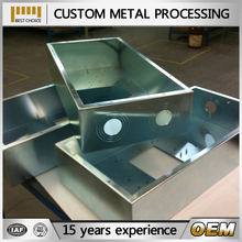 Custom Metal Fabrication Service Carbon Steel Stainless Steel sheet metal Fabrication Manufacturer with 15 Years Experience
