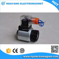 Factory directly provide bosch rexroth solenoid valve coils110v