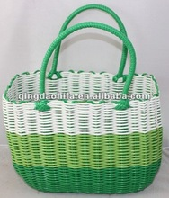 2012 New Style Plastic Tote Bags