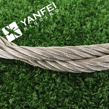 Low price / best quality galvanized cable wire / steel wire rope