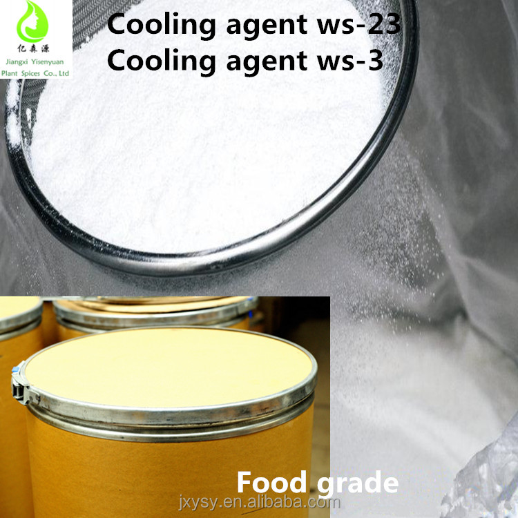 CAS 51115-67-4 Cooling Agent ws-23 With Variant Of WS 3 Used In Beverages