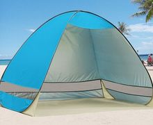 Automatic Pop Up Outdoor Camping Family Hot Sale Tent Lightweight Beach Sun-resistant Tent
