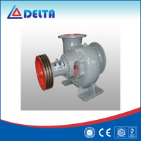 Diesel driven irrigation double suction pumps