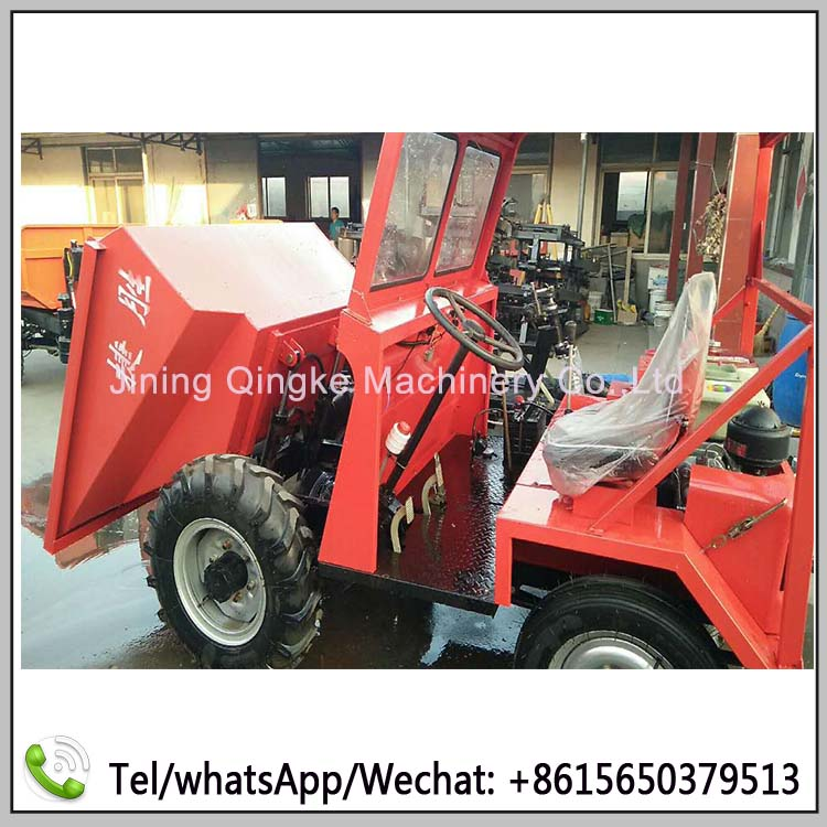 construction dumper hydraulic cheap tricycle can precursor skip