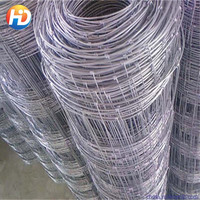 Wholesale bulk 5 feet galvanized goat fence/sheep fence
