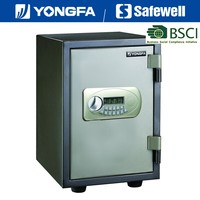 Yongfa YB-ALE Series 50cm Height bank Use LCD display Fireproof Safe