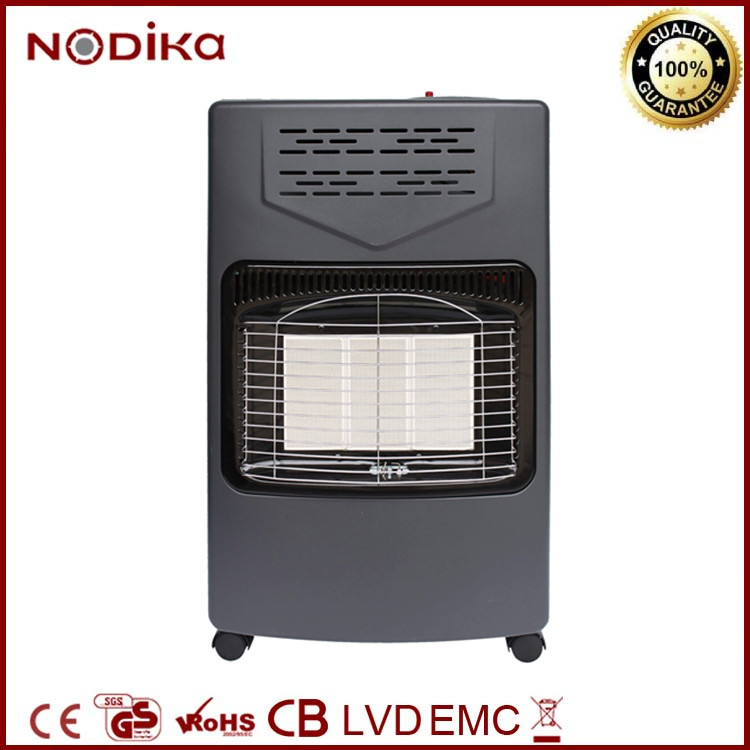 CE Approval Infrared Gas Heater with Ceramic tile burner for Home Use