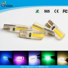 Newest led width lamp t10, universal used car bulb led lighting, 20 chip COB Canbus Error Free led car bulb t10