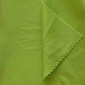 Jiadatai Breathable Fabric 100% Polyester Knitted Jacquard Fabric for Sportswear