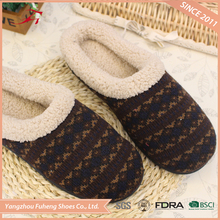 Chinese manufacturer woman moccasin slipper