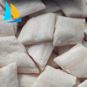 individual quick freezing white fish fresh frozen cod portion