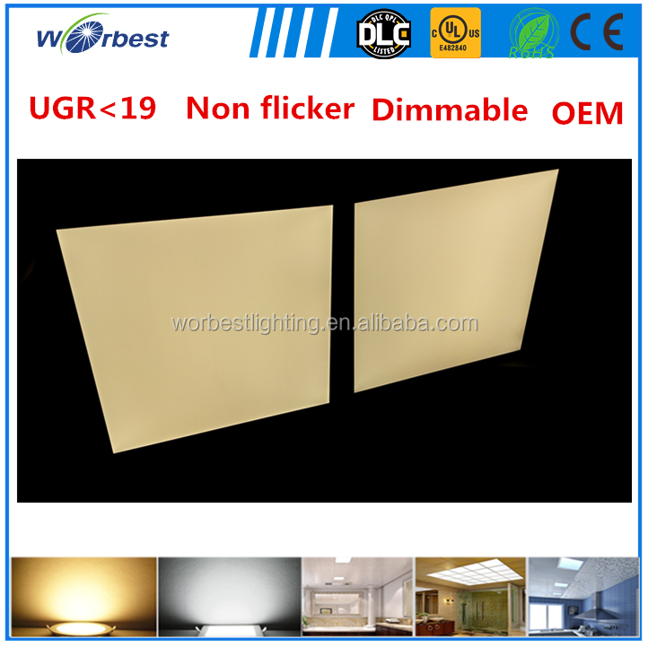 china manufacturer led ceiling panel light 60x60 recessed warm white square led ceiling panel for home usage