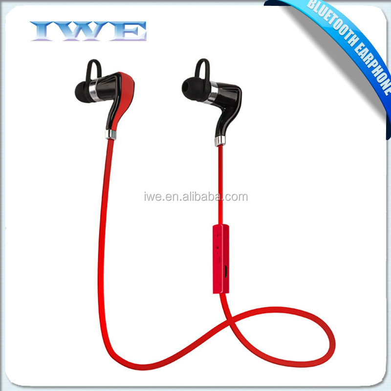 Version 4.1 best quality stereo bluetooth headset sports for gym running music