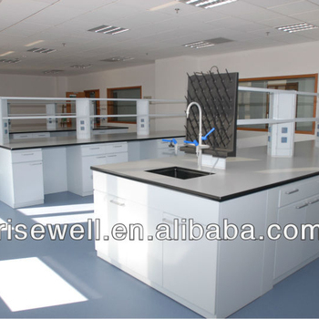 lab furniture/chemical resistant laminate
