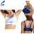 Women Gym Training Padded Sports Tight Bra with Strap Adjuster