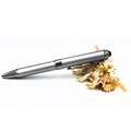 Multi-functional pen Electronic vibration massage pens with massage top and ballpoint pens best Business gifts