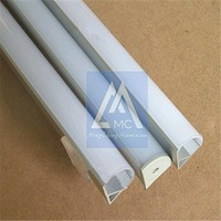 Reasonable price led alu profil for led strip with diffuser alibaba china in foshan