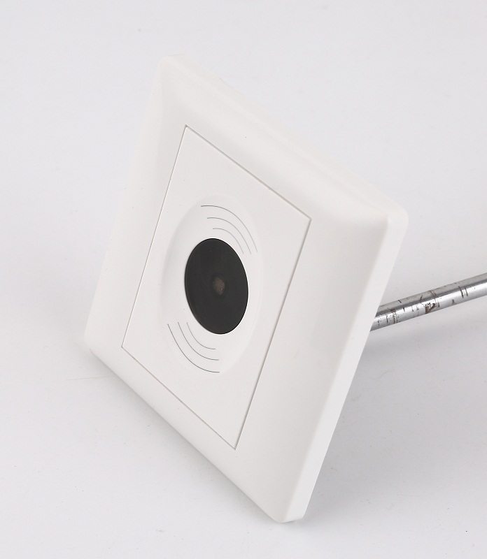 200W Wall Mounted Movement Microwave Motion <strong>Sensor</strong> for LED Lighting