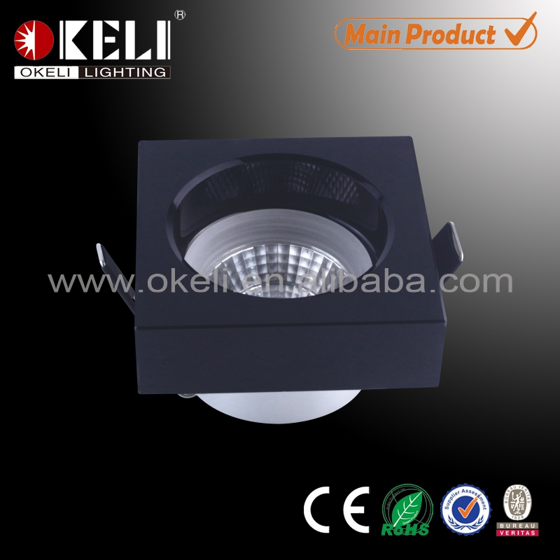 2016 hot surface mounted LED crystal ceiling light
