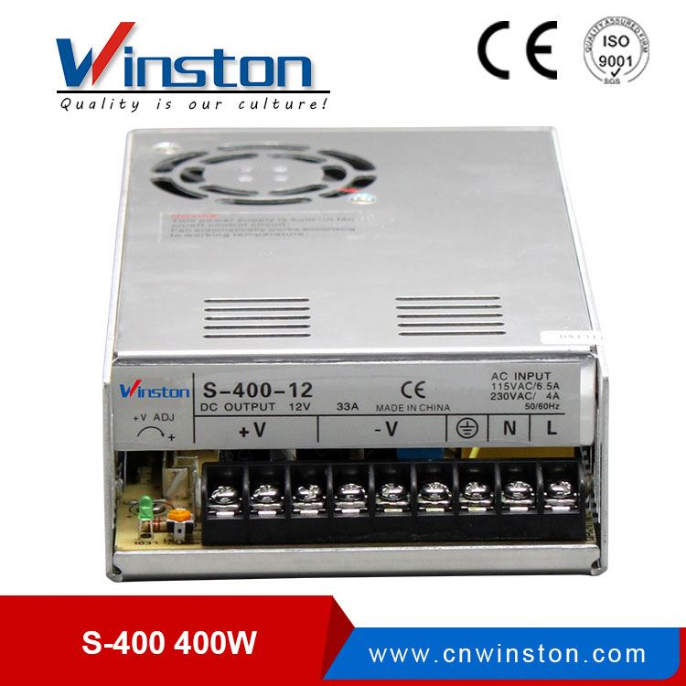 AC TO DC power supplier 24V DC 400w switching power supply