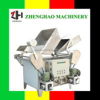High Quality Peanut Frying Machine/ Peanut Fryer