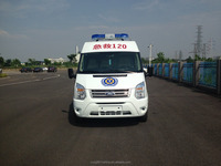 High Quality Emergency Rescue army ambulance car