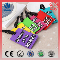 Personalized Eco Friendly Luggage Tag Custom