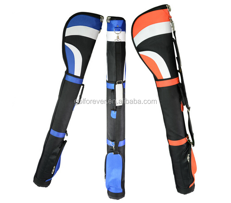 golf Gun bag made of waterproof Nylon