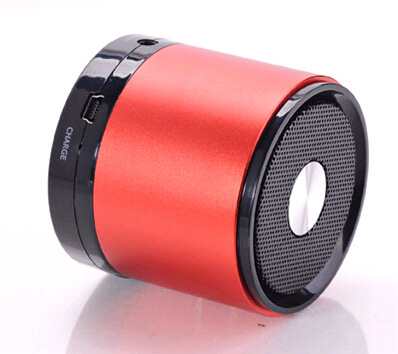 Portable 4 in 1 Energy Flashlight Riding Subwoofer Card MP3 Player Mini Bluetooth Speaker