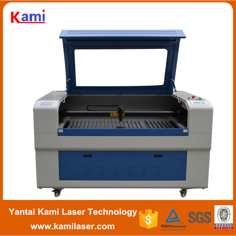 Label/Fabric Patch/Sticker/Printed Fabric Laser Cutting Machine with CCD Camera