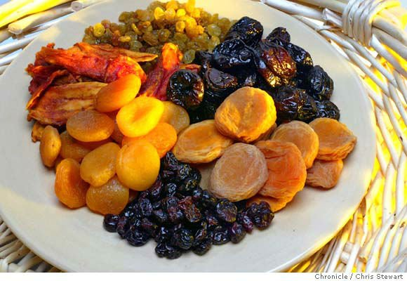 Dried Fruit (Dried Strawberries/Apricots/Peach/Pears/Apple Rings&Dices)