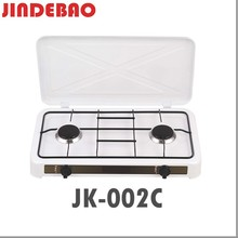JK-002C 2 Burner outdoor gas cooker