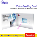 different Custom Lcd Video Brochure Greeting Card Cardbusiness card