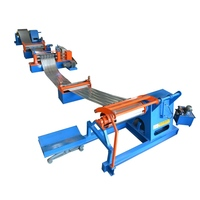 Security slitting line steel coil slitting machine