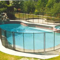 Hot Sale Professional Manufacturer Strong Swimming Pool Fence