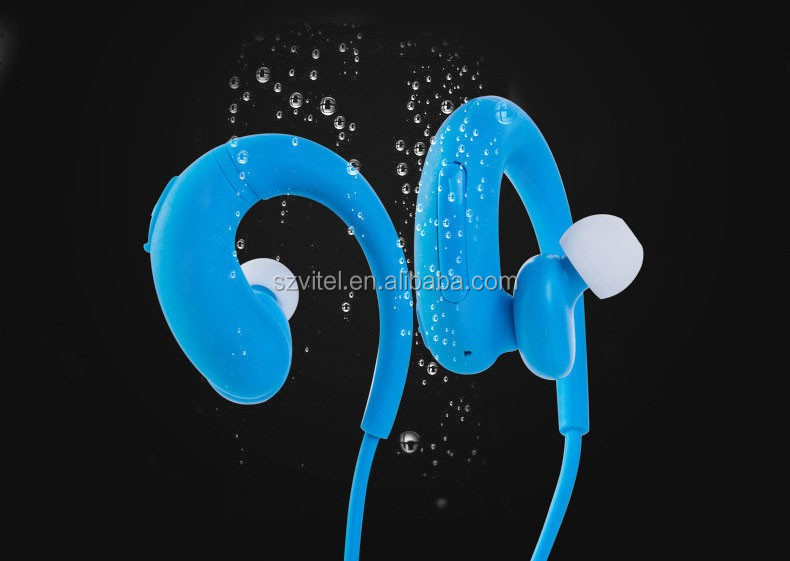 2016 Best Wireless Sport In-ear Bluetooth Stereo Headset HV-806
