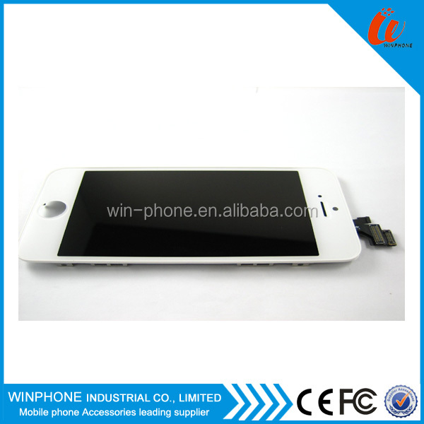 Wholesale For iPhone 5 Lcd Screen, Touch Screen for iPhone 5 , for iphone 5 screen assembly