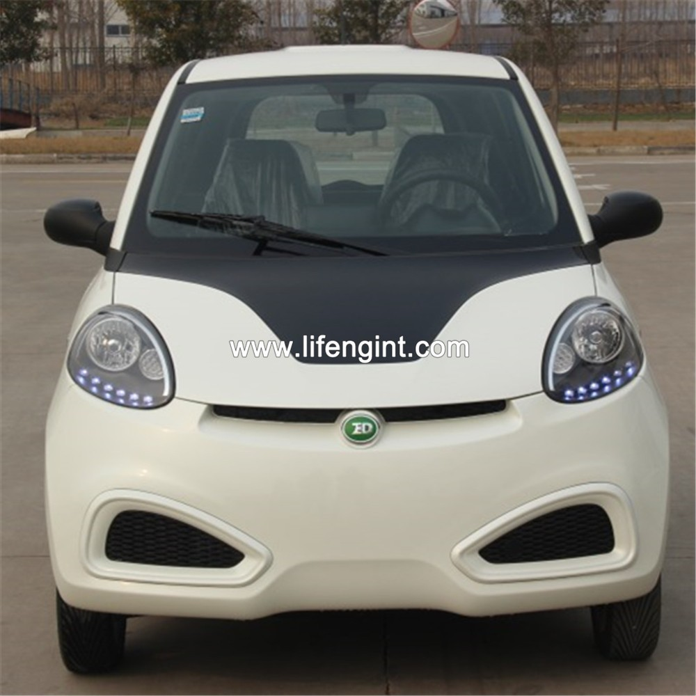 High quality cheap EEC new design mini electric car