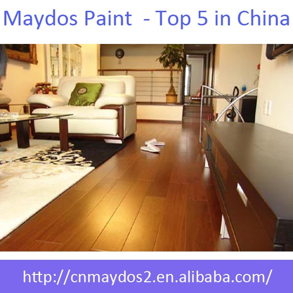 China TOP 5 - Maydos Crystal Clear Yellowing Resistant PU Wood Lacquer(China Furniture Paint Manufacturer)
