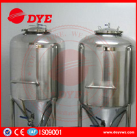 China Wholesale DYE home brewing kits supplies fermentation tanks beer