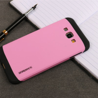 Alibaba China Wholesale phone cover 2 in 1 hybrid slim armor case cover for Samsung Galaxy NOTE3/N9006