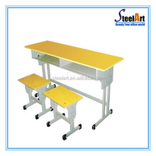 Professional design students desk and chair furniture sit stand desk for sale
