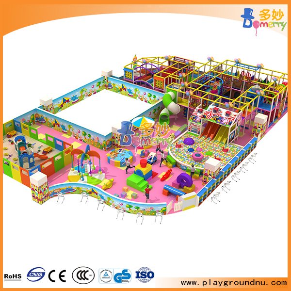 HOT SALE Hottest kids toy indoor play area indoor play game