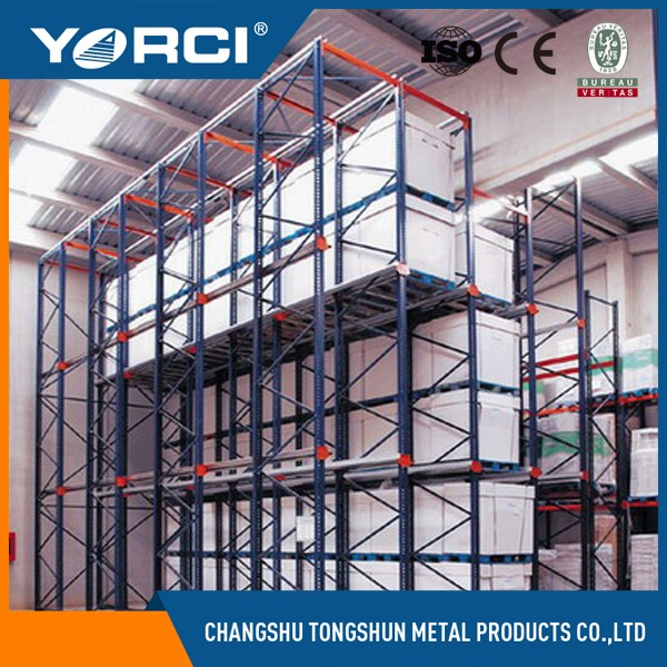 High quality wholesale heavy duty goods storge shelves adjustable warehouse steel racks