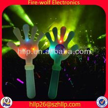 China flashing maracas noise maker LED Flashing flashing maracas noise maker Manufacturer