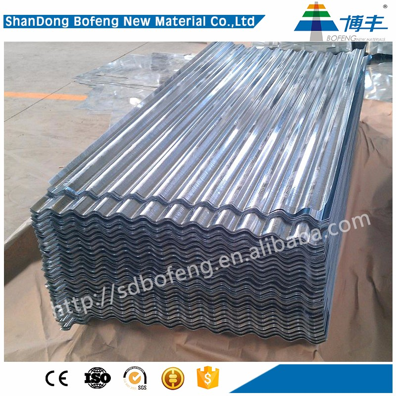 Cool design Cheap Price galvanized roofing sheet hs code