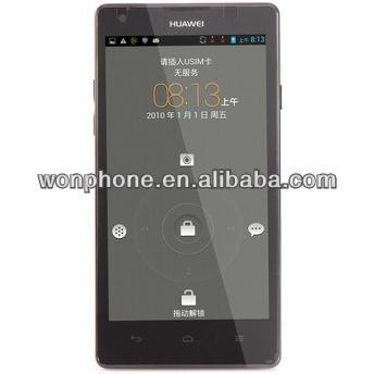 Huawei G700 MTK6589 Android 4.2 2GB RAM WCDMA Smart cell Phone
