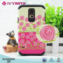Cellphone shining case for Samsung Galaxy S5 i9600