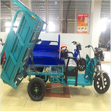 2850*1000*1100 45km Van Three Wheelers China Electric Three Wheeler